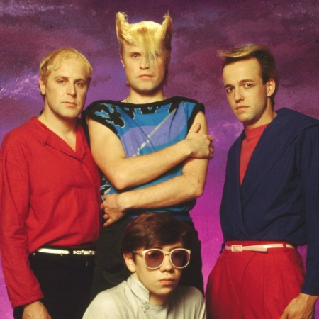 A Flock Of Seagulls - Space Age Love Song 1982