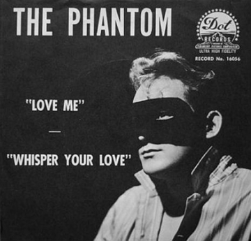 The Phantom - Whisper Your Love