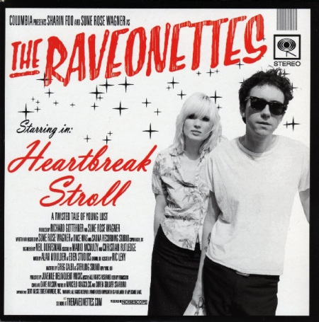 The Raveonettes - Go on and kiss me