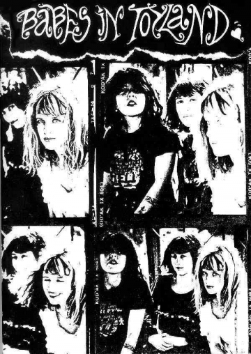 Babes in Toyland - Bluebell