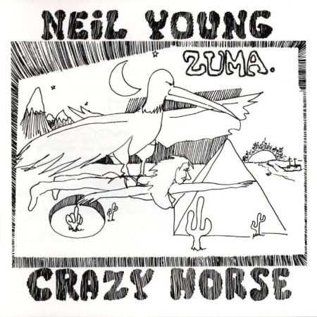Cortez The Killer - Neil Young & Crazy Horse