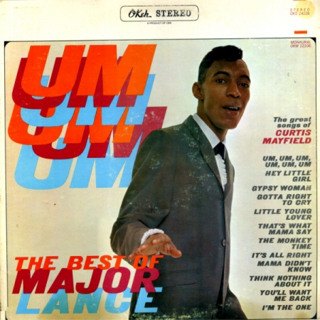 Major Lance - Hey Little Girl