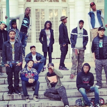 The Pro Era Cypher