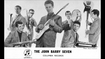 The John Barry Seven - Beat girl