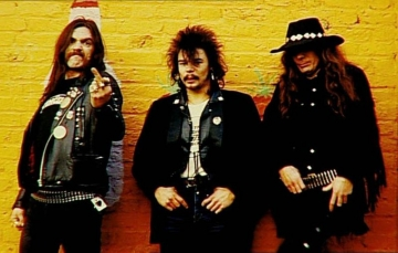 Motorhead - Too Late, Too Late