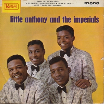 Little Anthony and the Imperials - Hurt so bad