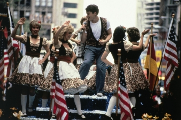 Ferris Bueller's Day Off- Twist & Shout