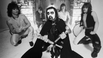 Mercyful Fate - Black Funeral (Live At Dynamo Eindhoven 1983)