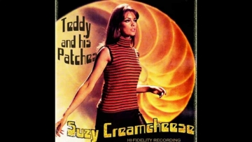 Teddy And His Patches-Suzy Creamcheese