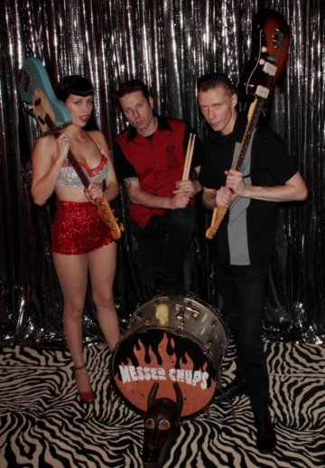 Messer Chups - Twin Peaks Twist