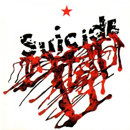 "SUICIDE - ""SUICIDE"" (1977) - [Δισκοεκρηκτική Απριλίου]"