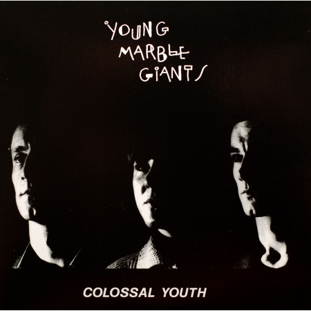 "Young marble giants-""Colossal youth""(1980) [Δισκοεκρηκτική Απριλίου]"