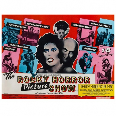 """Hot Patootie,Bless My Soul"" - Eddie (Meatloaf) [The Rocky Horror Picture Show O.S.T.]"