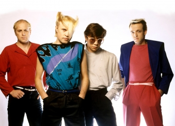 A Flock of seagulls - Space age love song