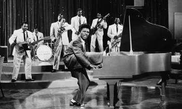 Little Richard - Ready Teddy(Live 1966)