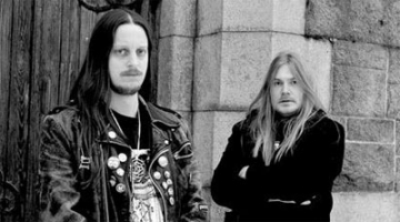 Darkthrone - Hiking Metal Punks