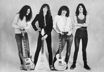 "Diamond Head - ""Shoot Out The Lights"""