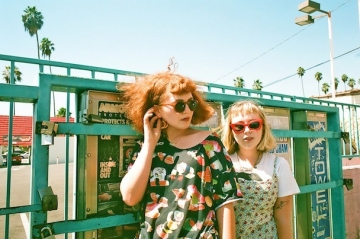 Girlpool - Crowded Stranger