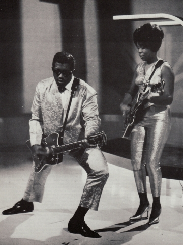 Bo Diddley - Hey Bo Diddley (1969 Toronto)