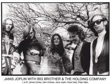 Big brother and the holding company feat. Janis Joplin - Ball and chain