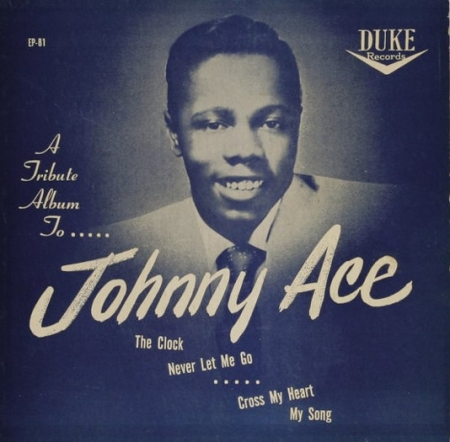Johnny Ace - The clock