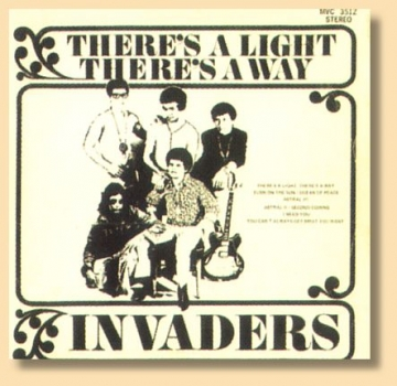 The Invaders - Turn On The Sun